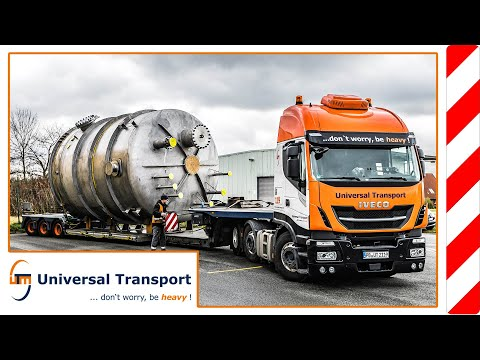 Universal Transport - Small but powerful