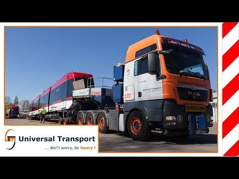 Universal Transport - Tramways for Braunschweig