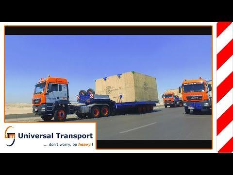 Universal Transport - Egypt