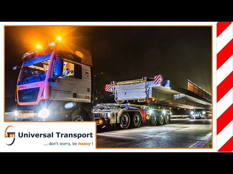 Bridge Parts for Berlin - Universal Transport