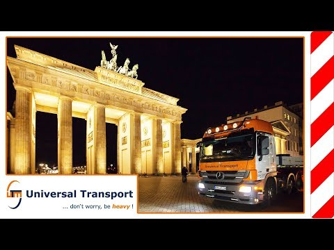 Universal Transport - A Christmas Tree for Berlin