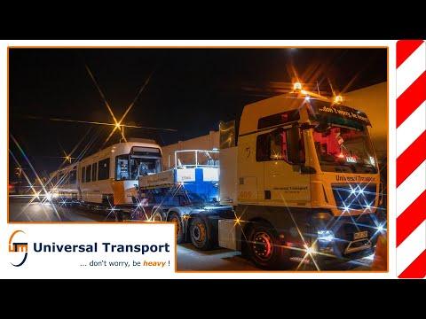 New Tram for Bielefeld - Universal Transport
